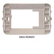 Adapter za Vimar IDEA RONDO maske, boje slonovače