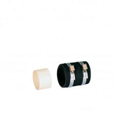 Ø 60/63 gumeno crevo sa metalnim stezačima za povezivanje OPEN utičnica na metalne cevi
