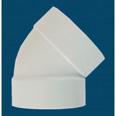 """PRATICO 2"""" PVC krivina 45° FF"""
