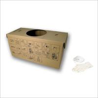 Eko-kartonska kutija za prašinu, za model  QB Q200  (pakovanje 5 komada)