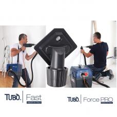 TUBO | FAST | FORCE PRO nastavak za usisavanje prašine pri bušenju zidova
